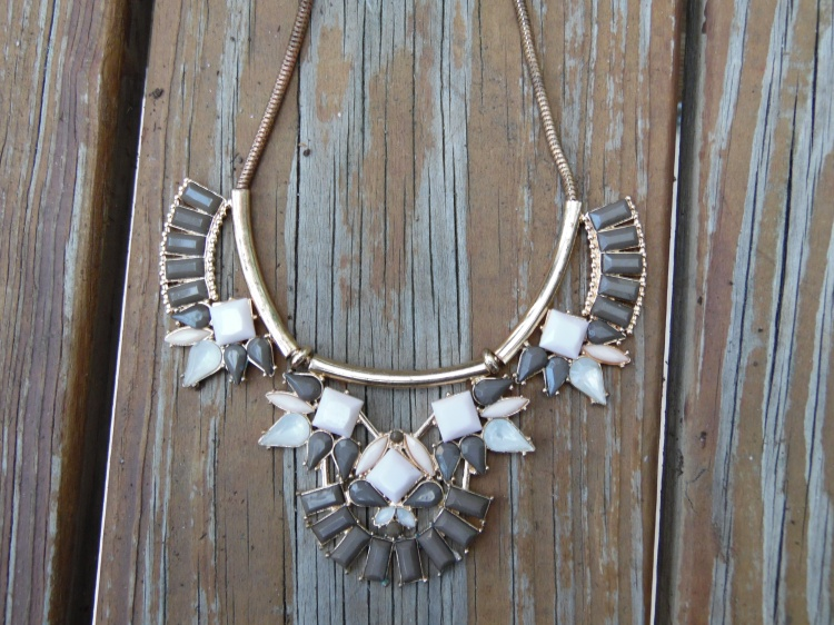 Statement Necklace, New York & Co., under $20 on sale